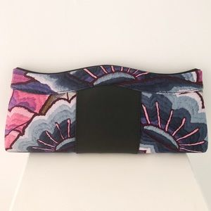 Pineda Covalin Embroidered Clutch Purse Handbag